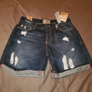 Dear John Distressed Jeans